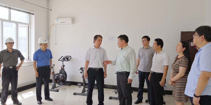 东方betway必威体育平台健身室