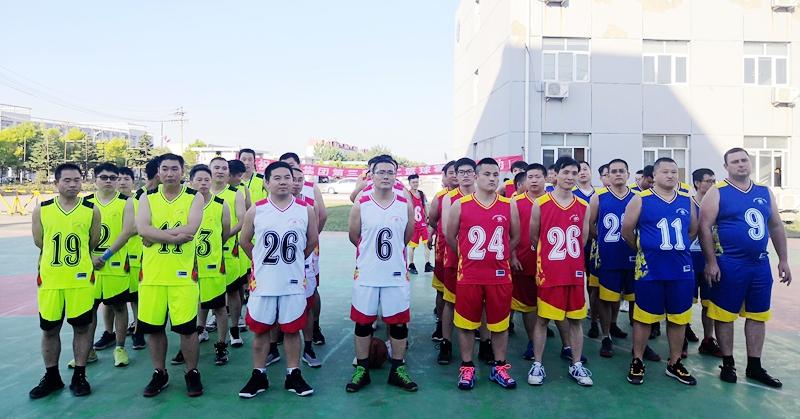 betway必威体育平台集团第三届(2019)员工篮球赛圆满落幕